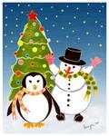 Christmas Friends by Delen