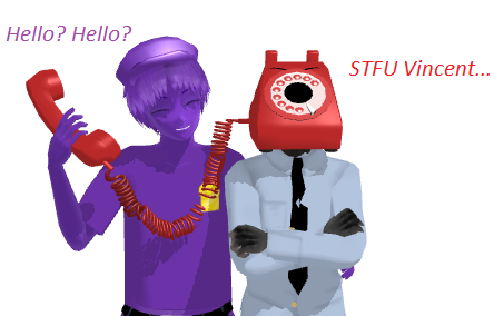 Phone guy x purple guy mmd x fnaf by pikachu jenna d8q7lfb png