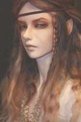 My unlovely elf 2 by SillyMysteriousWoman