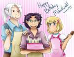 Happy Birthday Midorilied!
