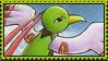 Xatu Stamp by Thalateya