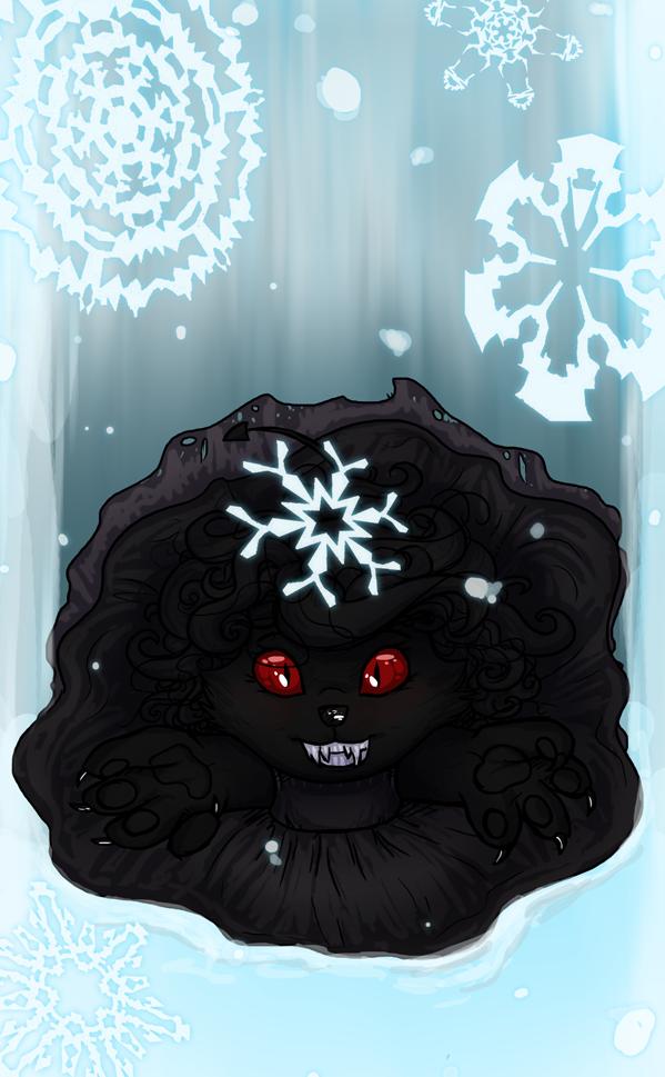 Catch Deh Snowflaek! by Thalateya
