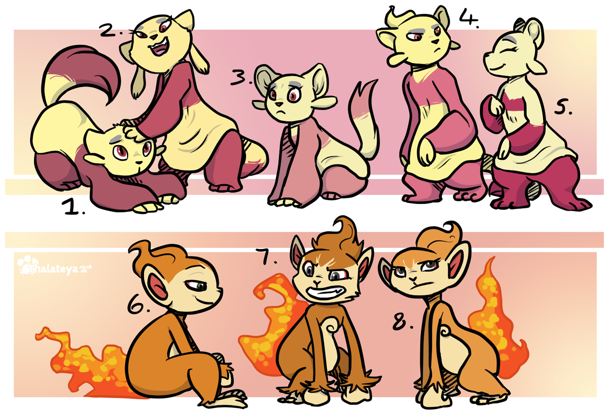 Pokemon Shiny Mienshao Images | Pokemon Images