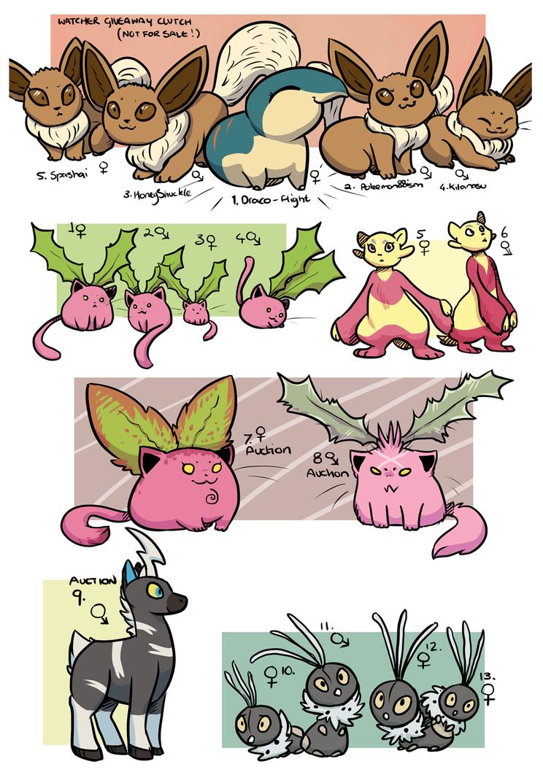 Scatterbug Evolution