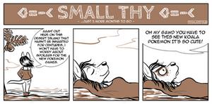 Small Thy 8 | Spoilers by Thalateya