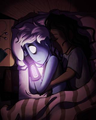 Sleep by Thalateya