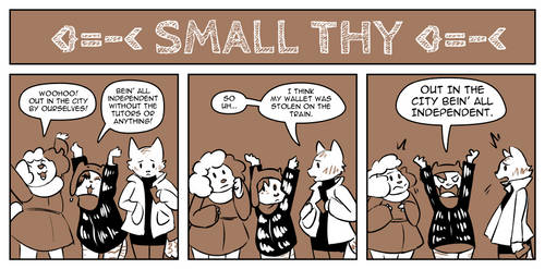 Small Thy 17 | Berlin Pt 4