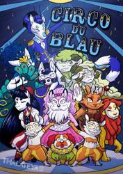 Circo Du Blau - Cover