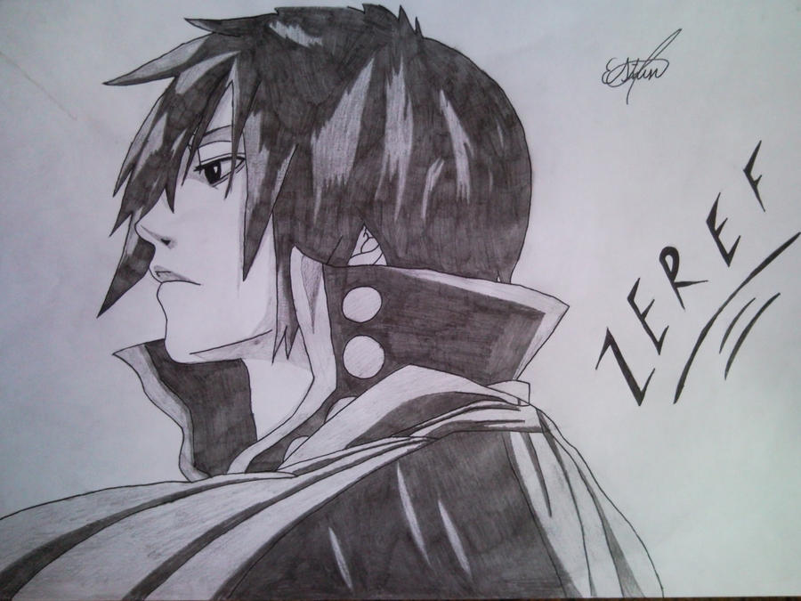 Image Angry Zeref Fairy Tail Wiki The Site For Hiro MashimaZeref Angry