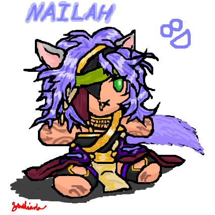 Nailah (FE 10) Doodle_No__35___Nailah_Plushie_by_yoshindo
