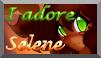 351 Stamp - 'I adore Selene' by TheLazyAuthor