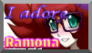 351Stamp - ''I Adore Ramona'' by TheLazyAuthor