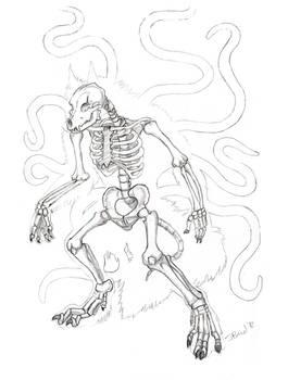 Furian Skeleton COmmission