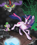 Outrun Your Demons: Twilight Vs. Lord Sombra