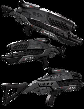 Mass Effect M8 Avenger