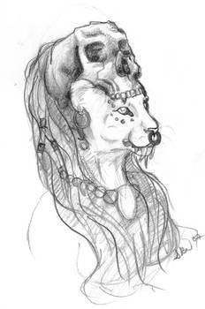 Fantasy Head Concept