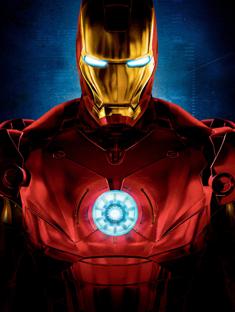 download wallpapers of iron man 4