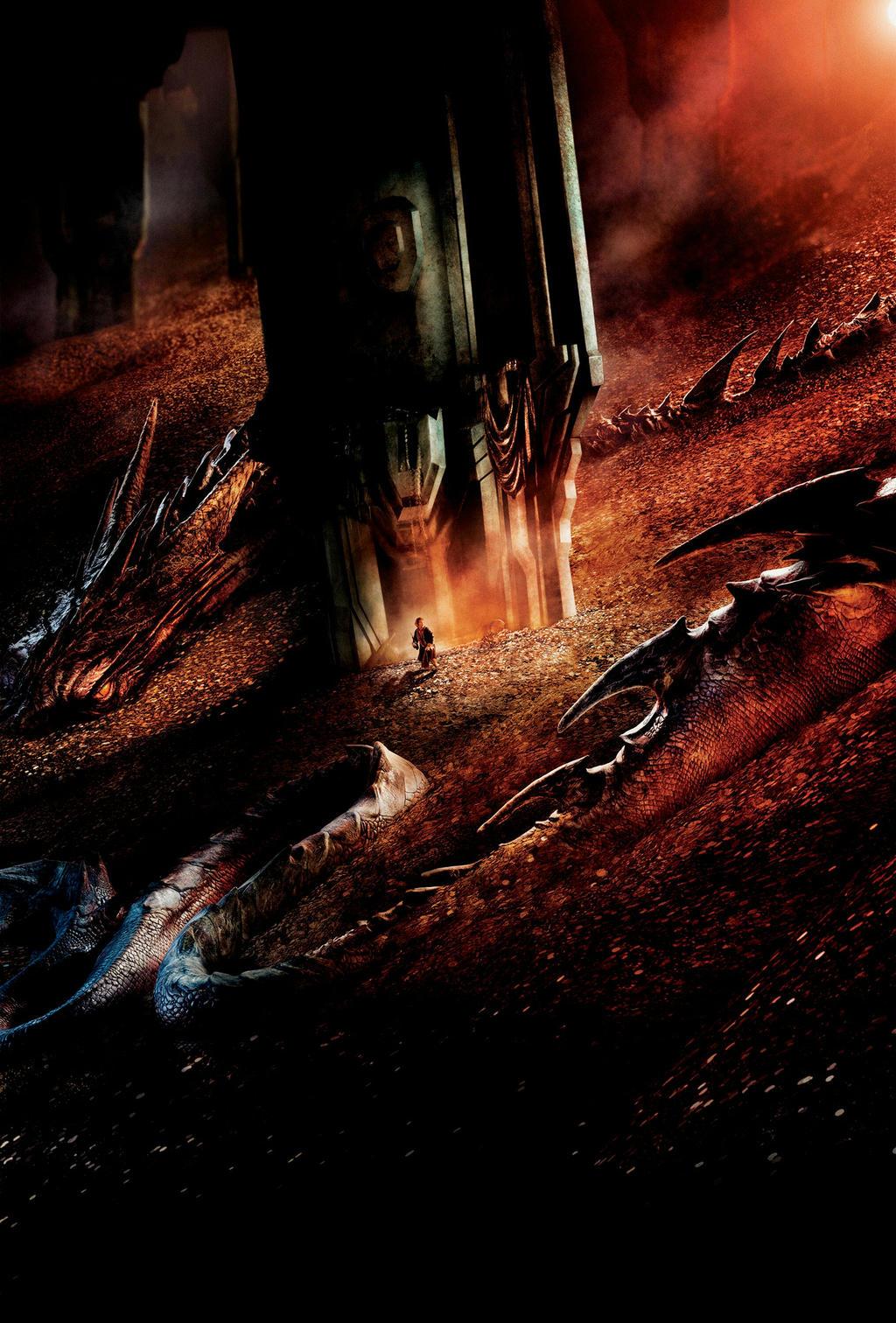 the hobbit: the desolation of smaugihaveanawesomename on deviantart