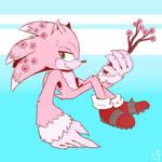 Sakura Sonic the Werehog