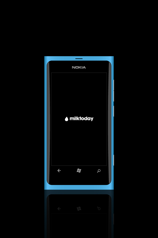 Nokia Lumia 800 by milktoday