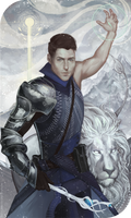 Valiant of Blazing Spirit by katorius
