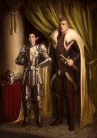 Warden's Oath by katorius