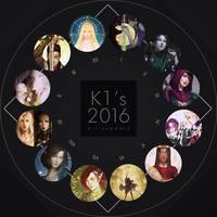 2016 Summary of Art by katorius