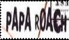 Papa Roach Stamp by XXCookierox5509XX