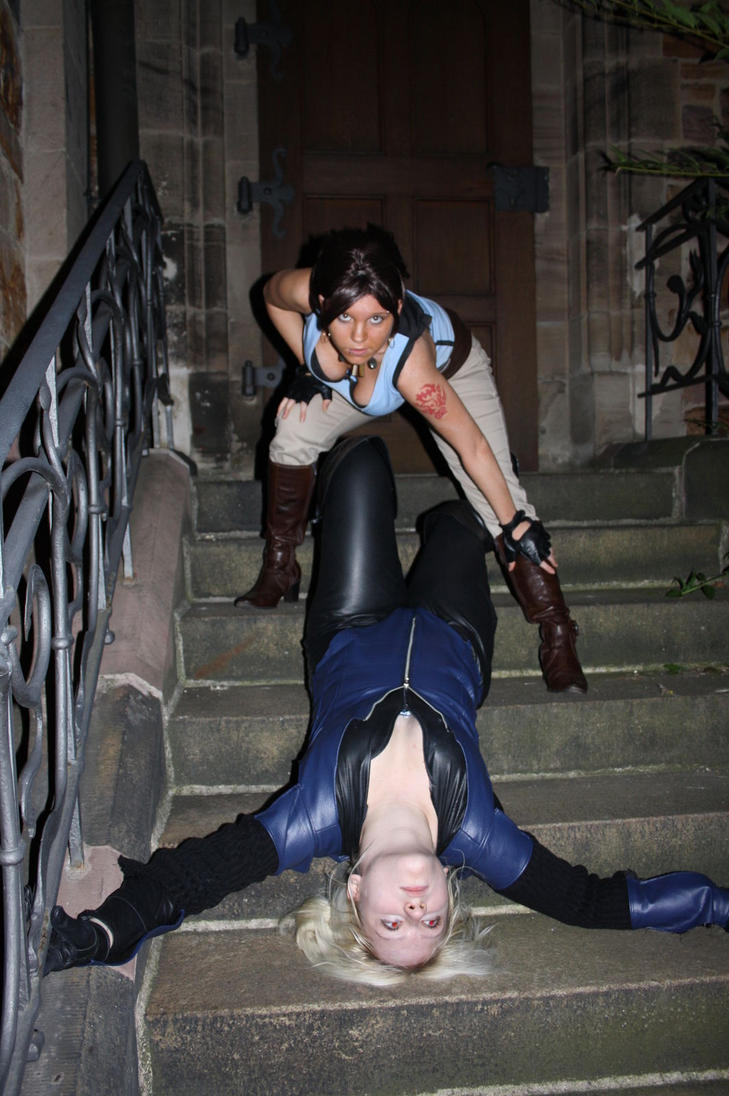 Jill Valentine Resident Evil 5 by Chaos-Sephi