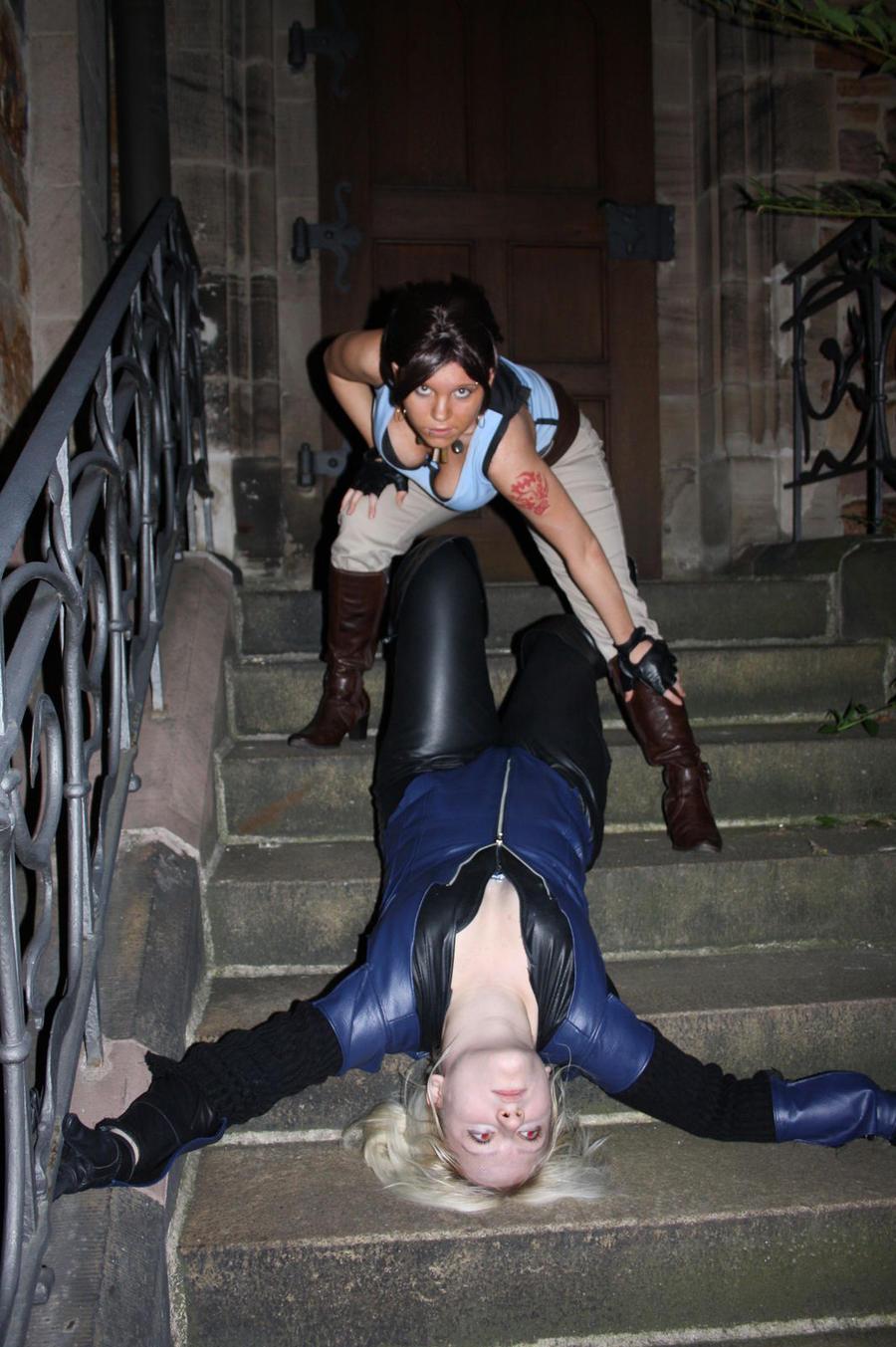 Jill Valentine Resident Evil 5 by Chaos-Sephi