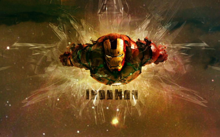 Iron Man Wallpaper 34447: Iron Man Wallpaper By Rauwgh On DeviantArt