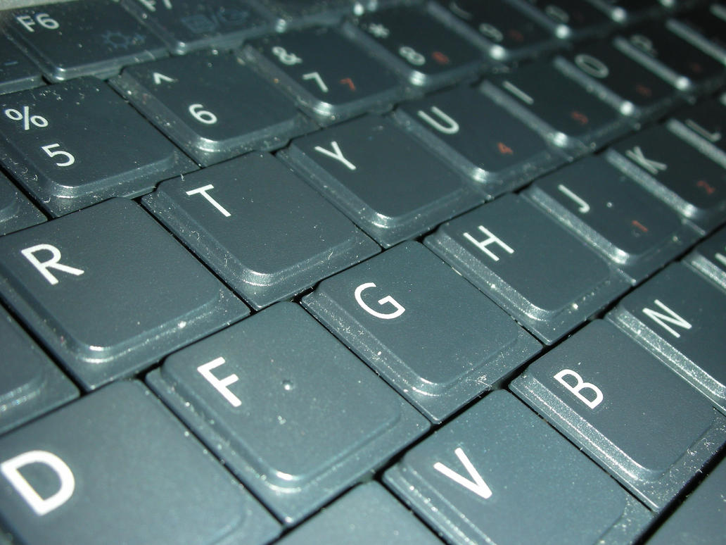 macro_laptop keyboard by azndlish