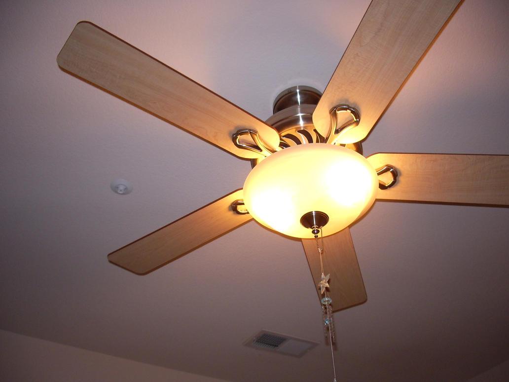 ceiling fan by azndlish