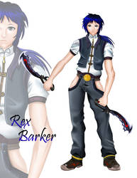 Rex barker