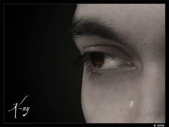 Don't cry ... by K-ny