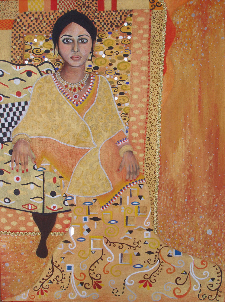 daman gustav klimt style by wreckoner on deviantart