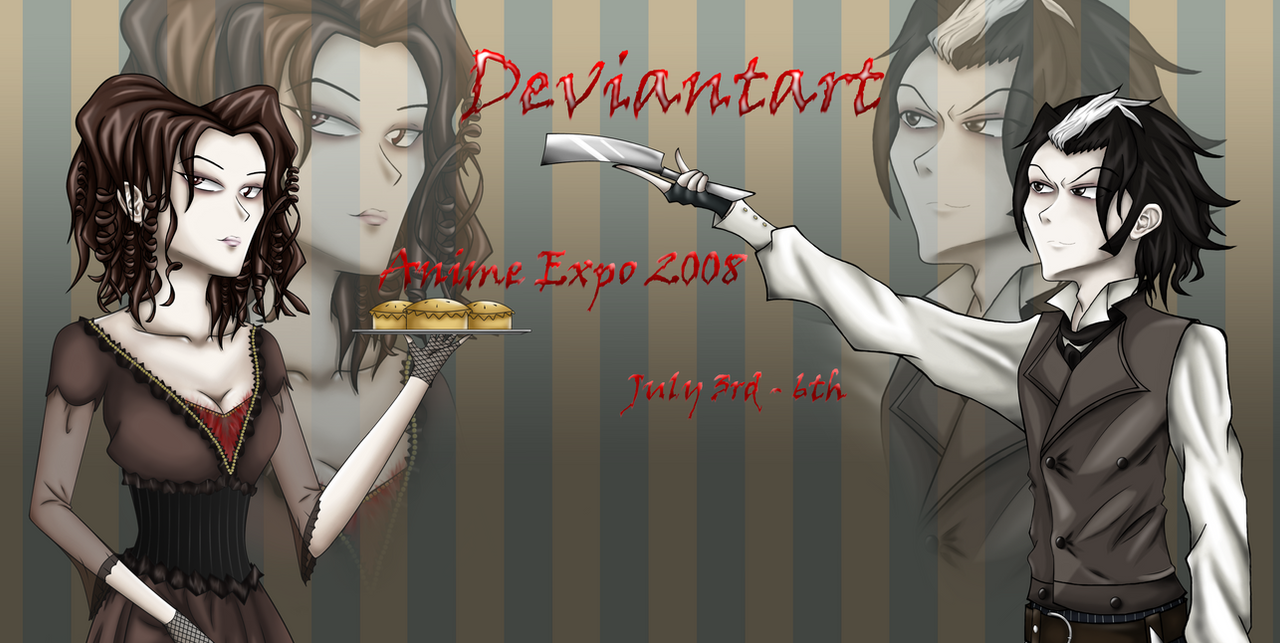 Sweeney Todd Deviantart Poster by TheCoffeeFairyChan