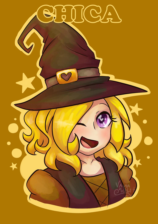 Happy Halloween Foxy! - FNAF by VanaBananaSplit on DeviantArt
