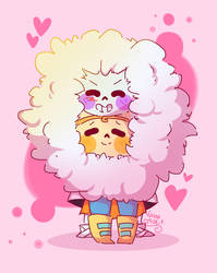 Fluffy Time! by VanaBananaSplit