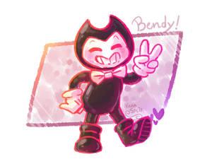 Bendy!