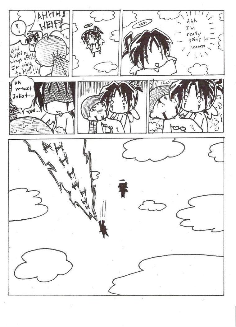 Jakotsu's Revenge by VooDooDollMaster