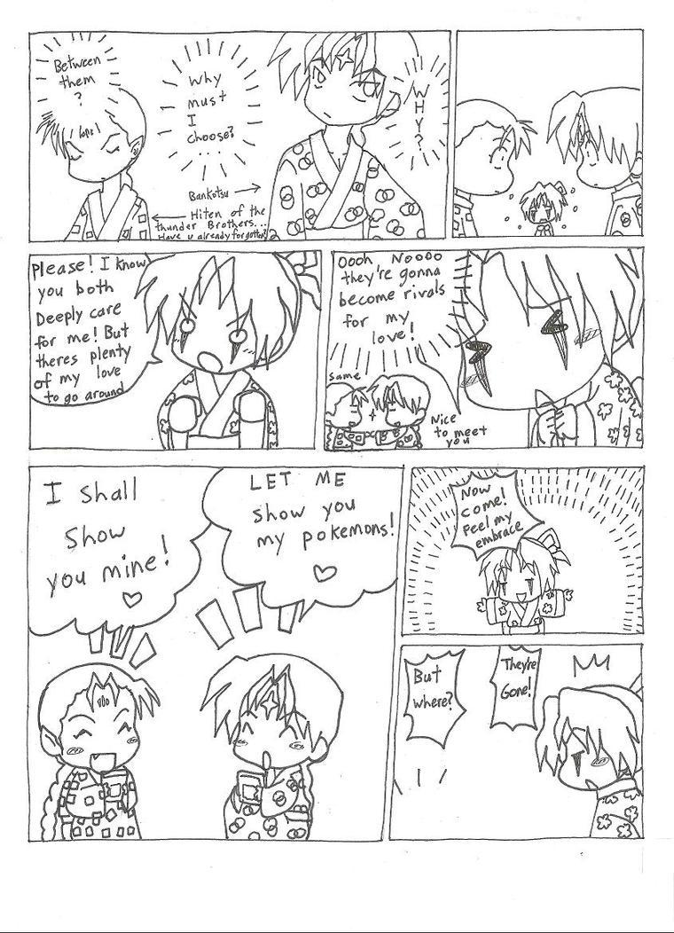 bankotsu jakotsu comic 5 by VooDooDollMaster