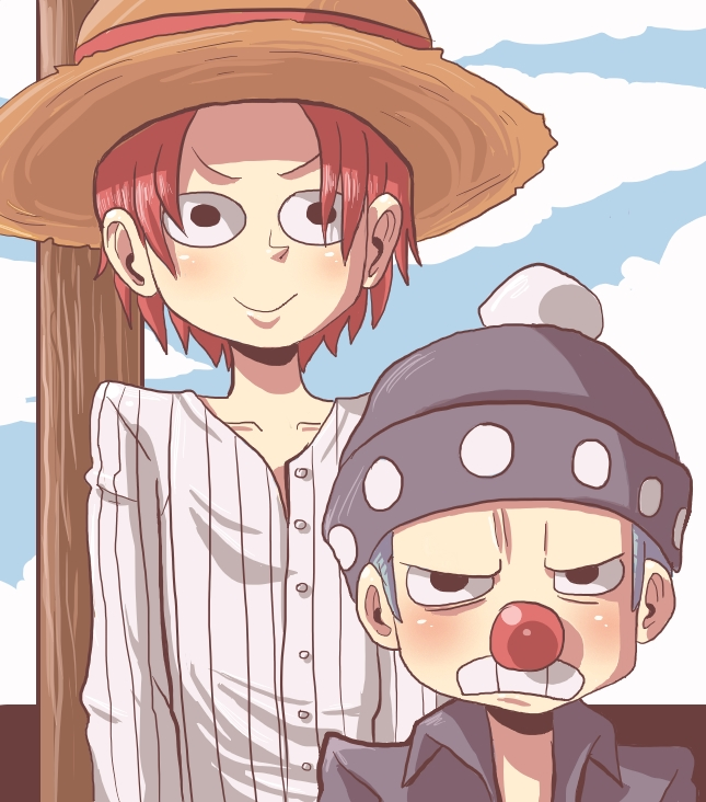 Shanks And Buggy by