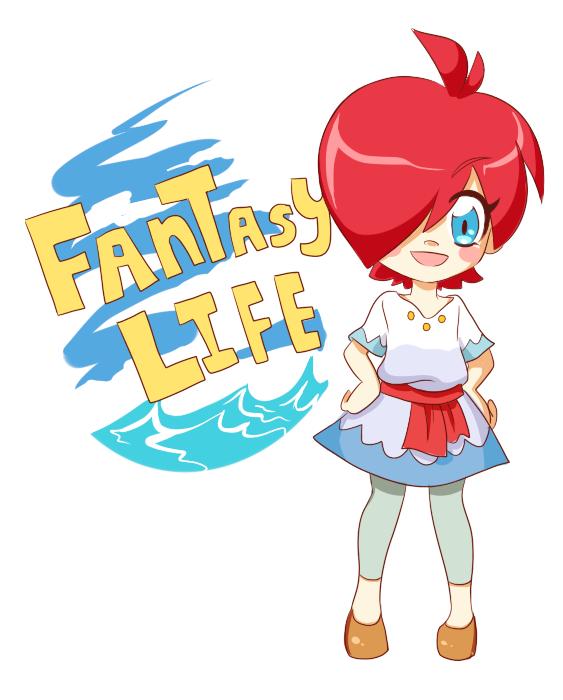 fantasy life by VooDooDollMaster