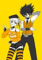 Halloween villains by VooDooDollMaster