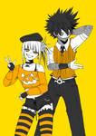 Halloween villains
