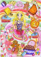 YUMMY RAINBOW by NanakoHarrison
