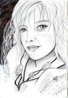 CandA girl by NanakoHarrison