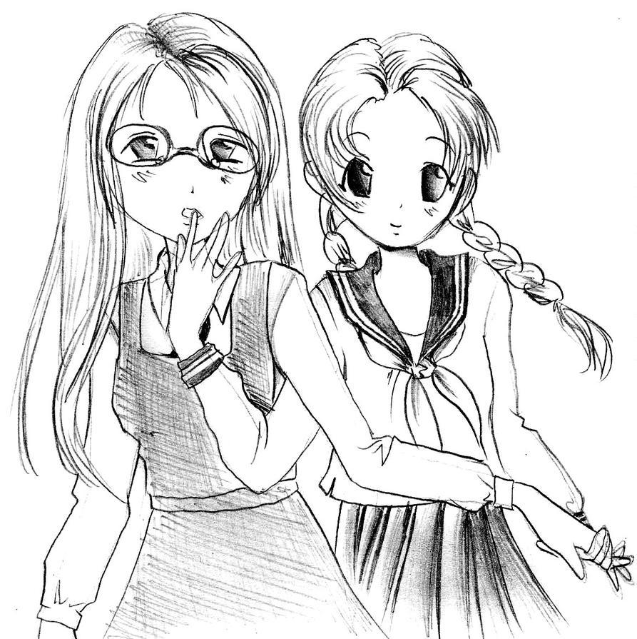 akira fumi sketch by NanakoHarrison