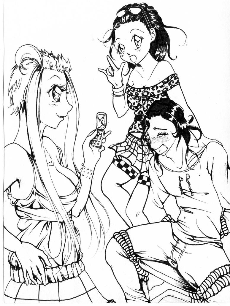 TatShiKiri2 step 1 by NanakoHarrison